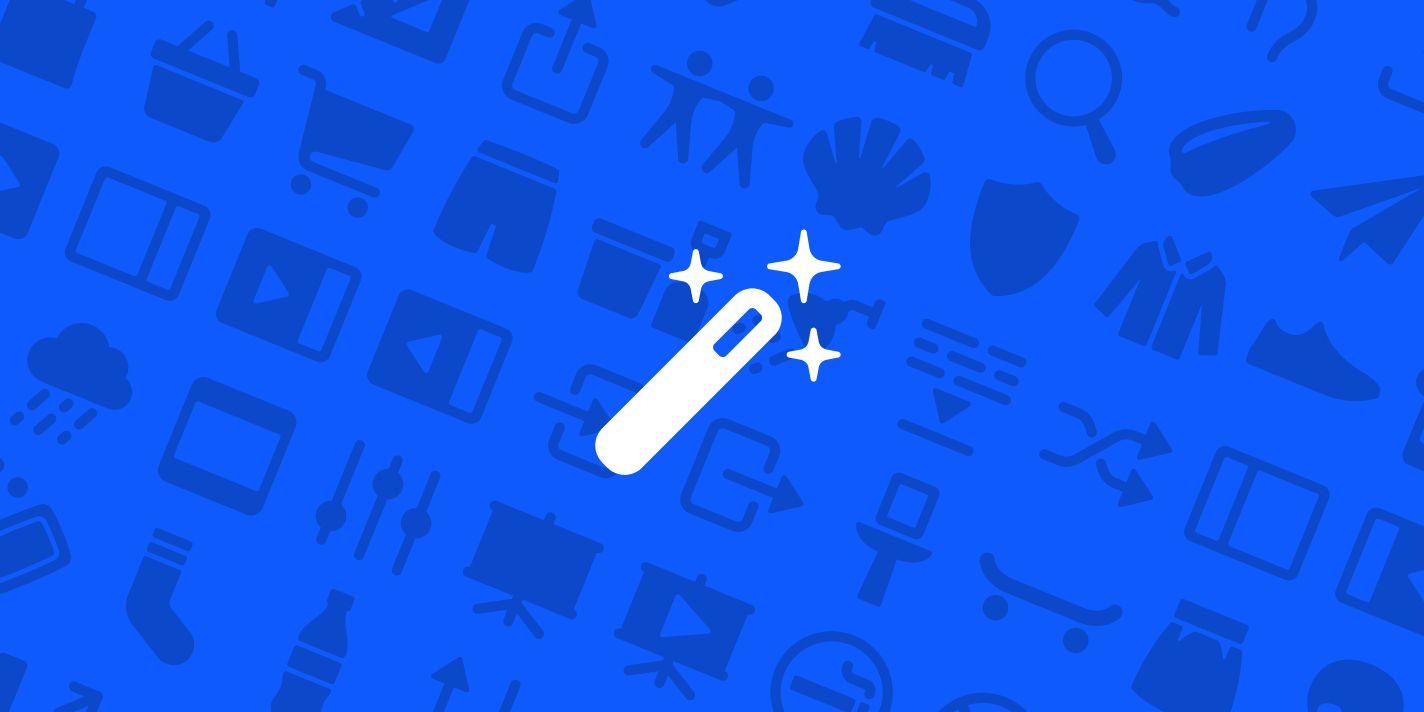 New Icon Design System